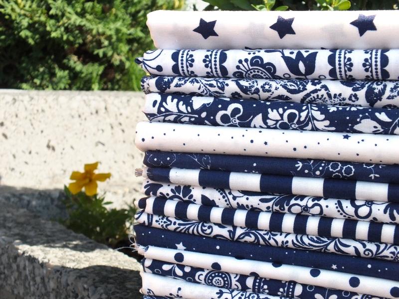New blueprints fabrics