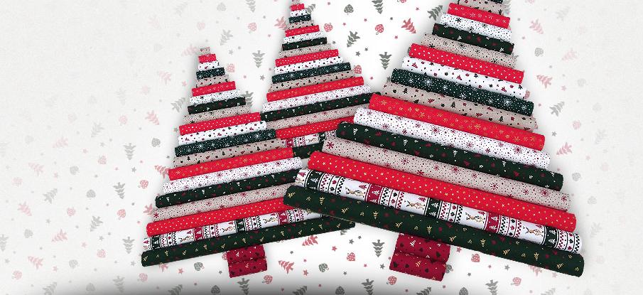 Tkaniny Na Boże Narodzenie Do Dekoracji Twojego Domu Textileu